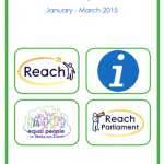 Reach Update - January-March cover