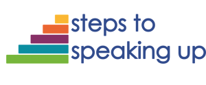 Steps to Speaking Up