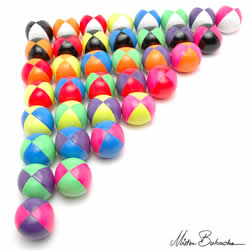 How many balls are you ready to learn to Juggle?!